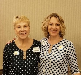 Mother and Daughter Rosemary Barton and Jennifer Helin, Owners of Seniors Helping Seniors