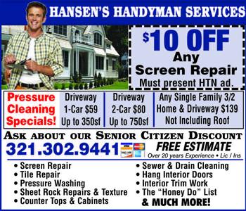 Hansen Handyman Services